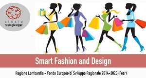 'Smart Fashion and Design' - Regione Lombardia - studiorussogiuseppe.it