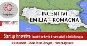 Start-up-innovative--incentivi-per-l'avvio-di-nuove-attività-in-Emilia-Romagna-studiorussogiuseppe-finanza-agevolata