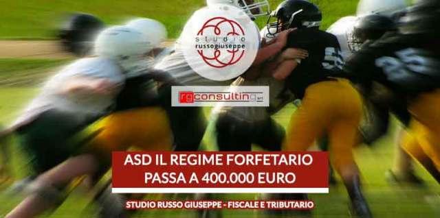 ASD-il-regime-forfetario-passa-a-400.000-euro-studiorussogiuseppe