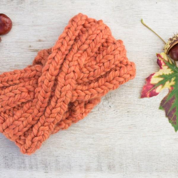 Oranje Tulband