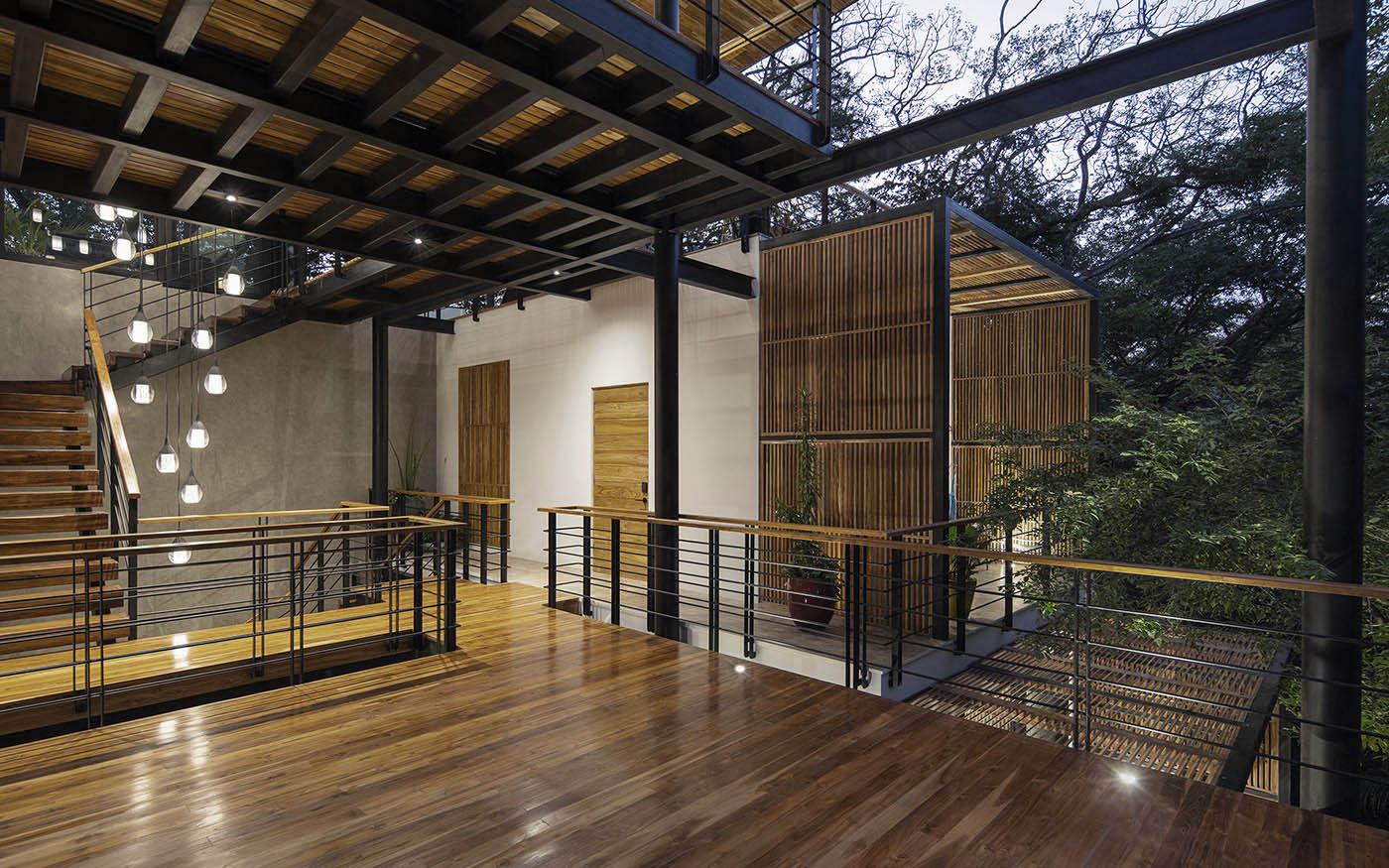 » The Terrace House