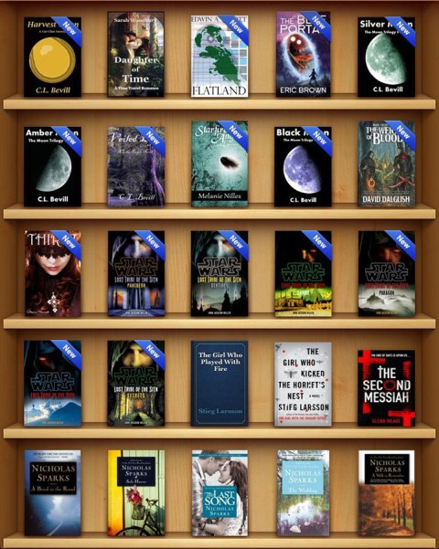 coleccion ebooks
