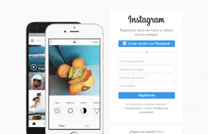 alojamiento de imágenes Instagram