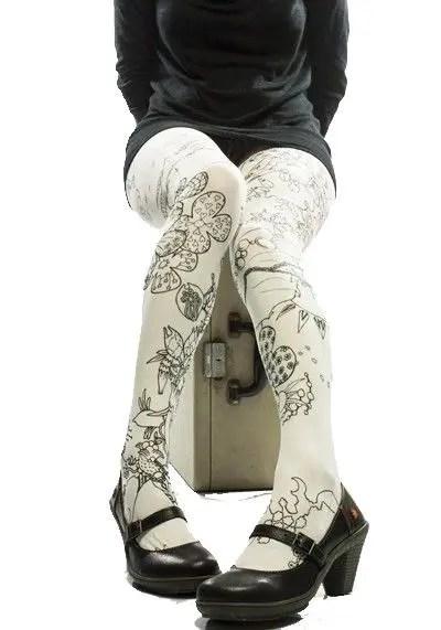 … e le calze !!!!