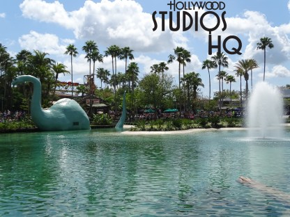 Good news the fountain in echo lake is working again which gives that area that vintage Disney's Hollywood Studios feel to it. Gertie's ice cream has been open this week due to those spring break crowds. Disney's Hollywood Studios. Photo by John Capos