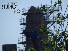 Nothing major to report this week on this highly anticipated planet set to open in 2019. Construction crews are still working hard around the clock on this immersive land. Visit Hollywood Studios HQ weekly to be the first to view new construction photos and video! Disney's Hollywood Studios. Photo by John Capos
