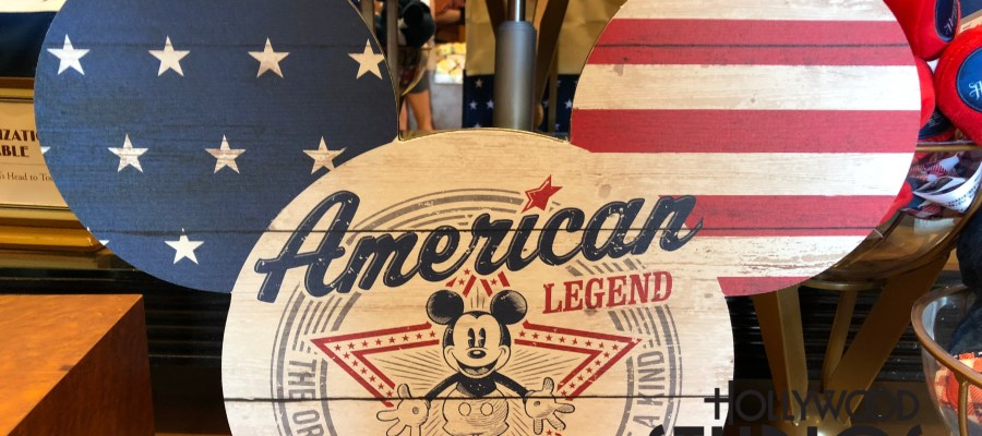 While shopping in Mickeys of Hollywood, guests can now purchase a decorative wooden wall plaque of Mickey Mouse in red, white, and blue to add to their home patriotic decor. Also brand new to delight fans are four new themed Star Wars mugs, offering the shopper a choice of either promoting the Rebel Alliance on their kitchen table or opting for two opposing mug choices on the Dark side with a design that definitely favors the Galactic Empire. Disney's Hollywood Studios. Photo by John Capos