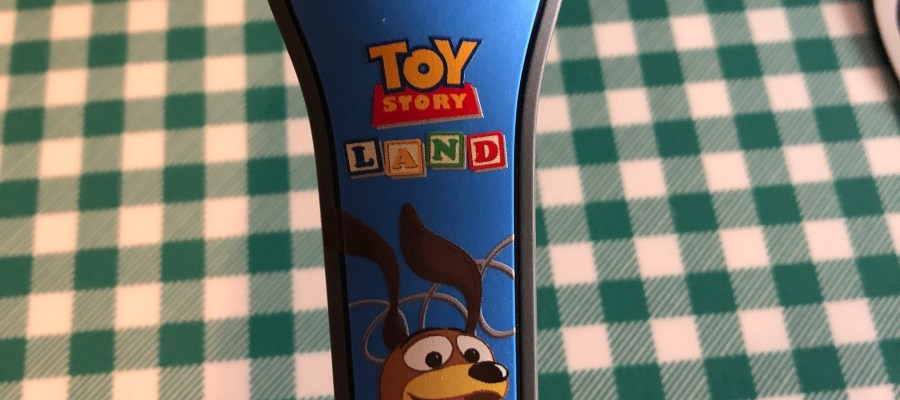 Disney annual passholders now have first opportunity to purchase their own Toy Story Land MagicBand beginning May 18 through June 29, 2018. This first official Toy Story Land merchandise offering is available exclusively at Mickey's of Hollywood, Celebrity 5 & 10, Once Upon A Time, and Keystone Clothiers. All other guests will be able to purchase these themed MagicBands beginning June 30. Disney's Hollywood Studios. Photo by John Capos