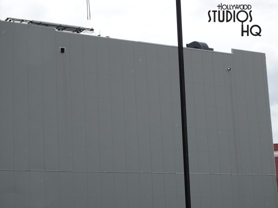 Crews have now completely enclosed the rear wall of the main show building as pictured below. Remaining wall enclosure work yet to be completed on this structure is visible from the guest exit near The Muppet-3D attraction. Furthermore, of great interest to fans is Disney's announcement on May 30 that the upcoming Star Wars Resort will be located on the south side of Disney's Hollywood Studios. Star Wars: Galaxy's Edge. Disney's Hollywood Studios. Photo by John Capos
