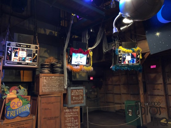 Guests visiting this attraction will enjoy three enhanced digital screens in the pre-show entertainment segment of Muppet Vision 3D for an improved quality viewing. This may be the beginning of a needed renovation of the pre-show screens. In addition, the giant main presentation screen inside the theatre has been upgraded to bring an even clearer 3D entertainment experience. Disney's Hollywood Studios. Photo by John Capos