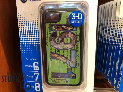 New I-Phone covers inside The Darkroom at Disney's Hollywood Studios. Photo by John Capos