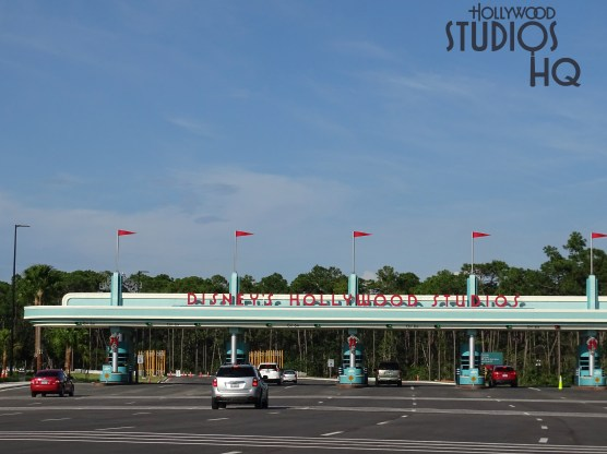 Guests entering or exiting the park will experience the recently opened multi lane roadway. With a new parking ticket plaza and directional signage, drivers will experience faster travel to and from the parking and guest drop off areas. This roadway completion is one phase of the Park's overall renovation of the main entrance. Stay in touch with Hollywood Studios HQ for further updates. Disney's Hollywood Studios. Photo by John Capos