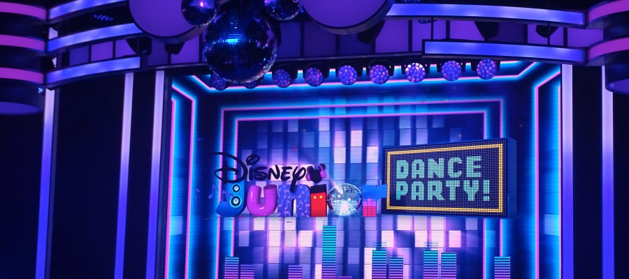 Disney Junior Dance Party at Disney's Hollywood Studios. Photo by John Capos