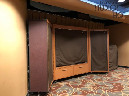 The film of Walt Disney's life returns to the silver screen inside Walt Disney's Theatre. This motion picture catalogs Walt's personal life story from birth to fame. Meanwhile, the small gift store inside the venue is closed at this time. Hollywood Studios HQ remains the best source for all entertainment updates. Disney's Hollywood Studios. Photo by John Capos
