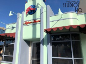 The popular Planet Hollywood store has closed to shoppers as entrance doors and windows are covered. Signs are posted directing guests to Celebrity 5 & 10 located on Hollywood Blvd . Stay tuned to Hollywood Studios HQ for all merchandise news. Disney's Hollywood Studios. Photo by John Capos