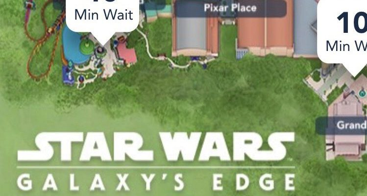 Guests accessing their My Disney Experience app inside the Park will now notice the Star Wars: Galaxy's Edge logo has been added to the map. This addition indicates the Land's new location in the Park. Stay tuned to Hollywood Studios HQ for all Star Wars: Galaxy's news. Disney's Hollywood Studios. Photo by John Capos