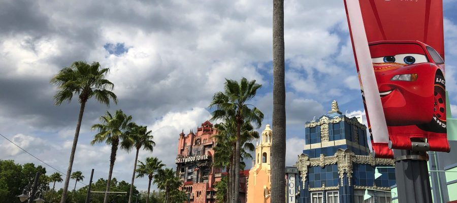 Sunset Blvd. at Disney's Hollywood Studios. Photo by John Capos