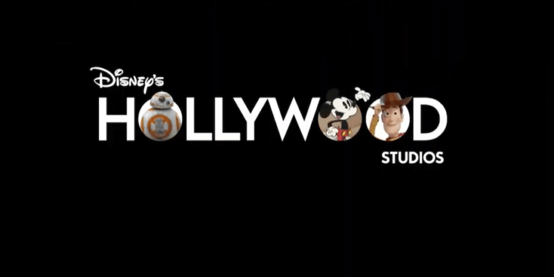 The park unveiled a new Hollywood Studios logo in conjunction with the 30th Year Anniversary.