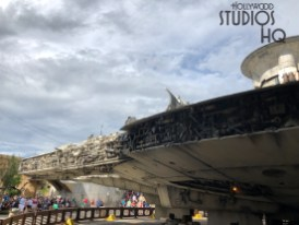 First Look into Star Wars: Galaxy's Edge at Disney's Hollywood Studios. Photo by John Capos