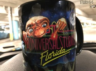 Initial 30th anniversary merchandise has arrived on Citywalk Universal Studios Store shelves. Guests can select from cups and glassware commemorating the main opening day park attractions. Women's tops and decorative shot glasses with the park's original logo are also for sale. Turn to Hollywood Studios HQ for the latest news surrounding the June 7th anniversary celebration. Photo by John Capos