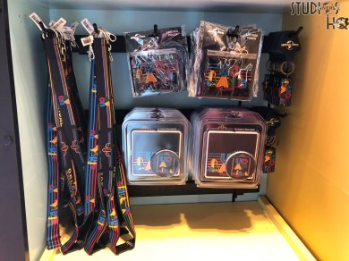 Annual Passholders can selected from an array of special merchandise to commemorate Pass Holder Appreciation Days. Colorful Pass Holder logo mugs, adult tee shirts, tank tops, pouches, and lanyards are available for purchase. Merchandise is located in both parks. Hollywood Studios HQ will continue to provide news on special Passholders perks during this appreciation event. Universal Orlando. Photo by John Capos