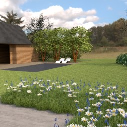 tuinontwerp moderne tuinen