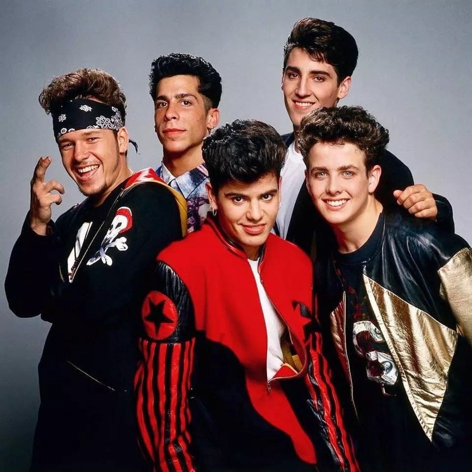 New Kids On The Block  Letrasmusbr