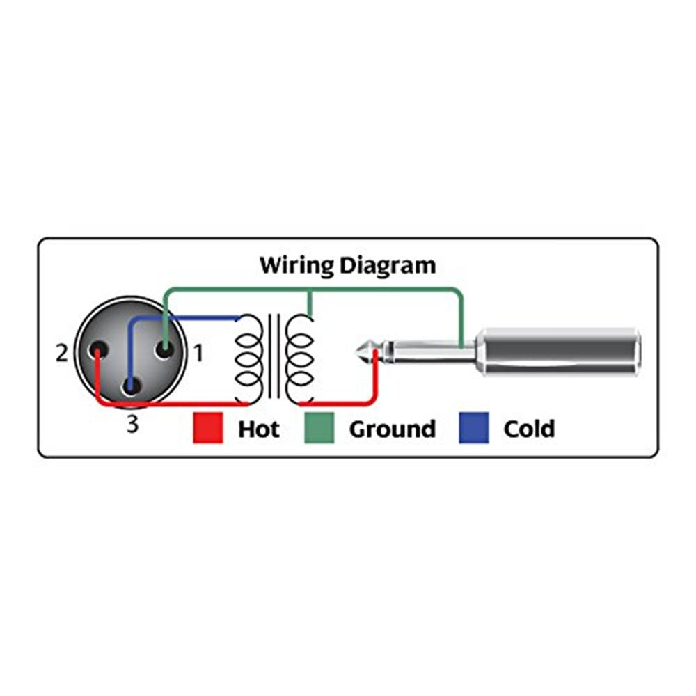 Wiring Diagram Hosa Stereo Cable Stereo Transformer