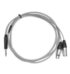 home cables leads leads insert pro neutrik jack xlr insert lead ring send 5m [ 1000 x 1000 Pixel ]