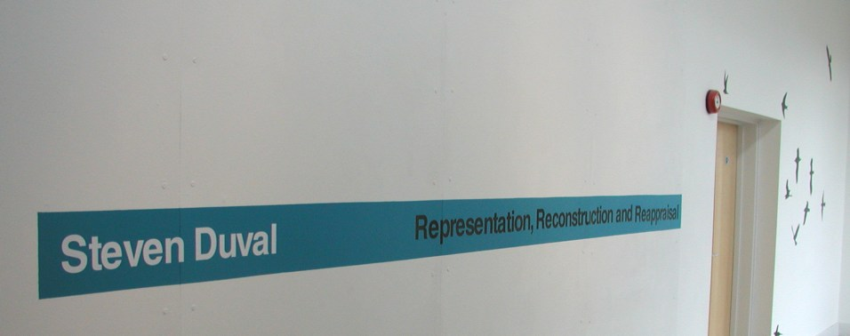 """Representation, Reconstruction & Reappraisal"""