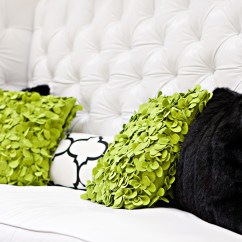 Large Square Sofa Cushions Extra Sectional Sofas With Chaise Lime Green Pillows