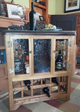 Bill Phelps, Wine Cabinet
