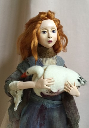 Madeline Beaudry, Fritha and the Snow Goose