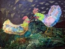 Hans Viets, Chickens-1