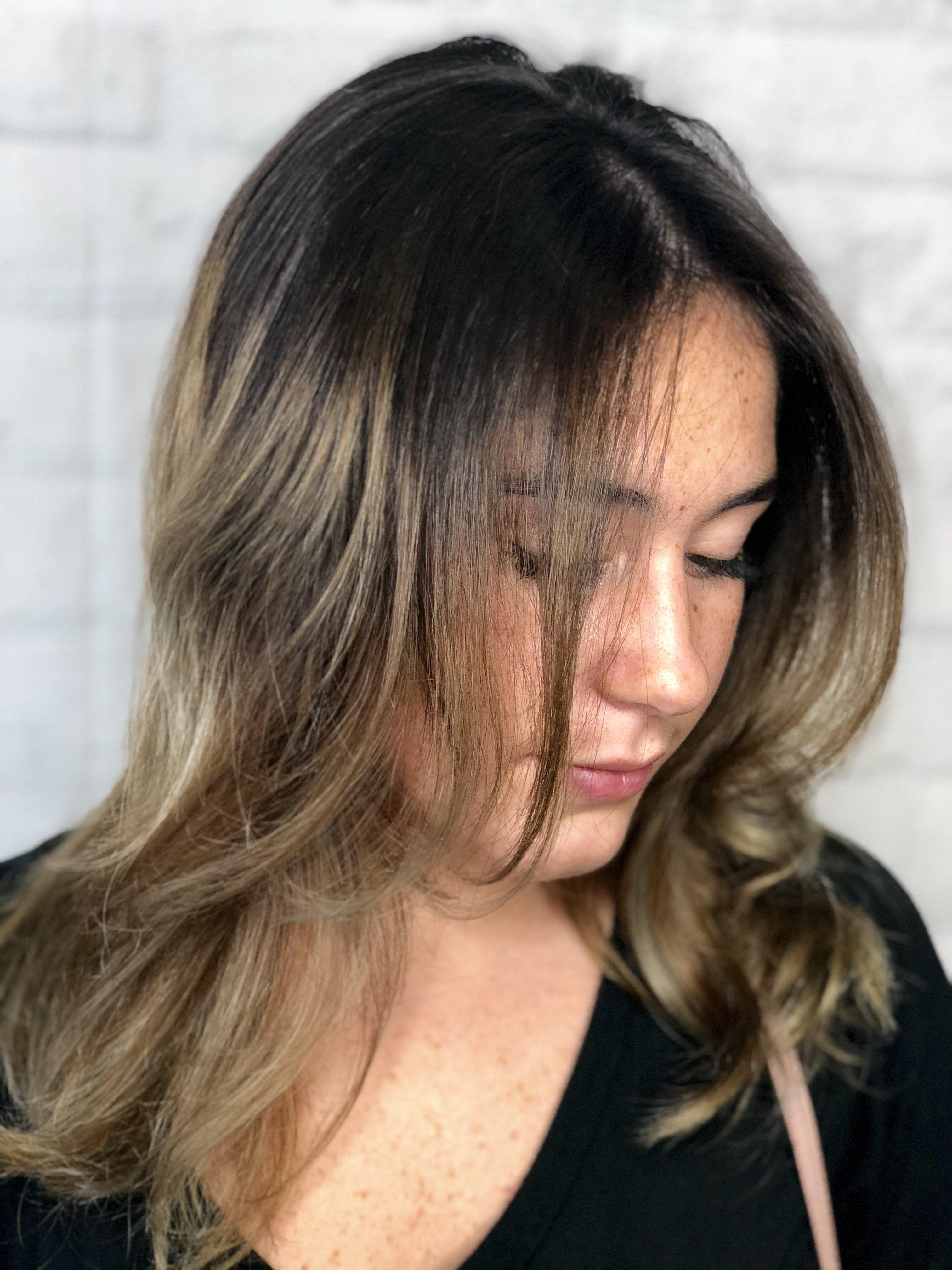 Hair by Melissa Capellini – Senior Stylist | Studio Trio Hair Salon