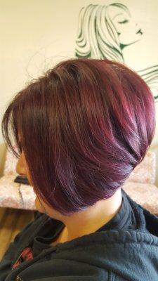 Hair by Tori Pascuzzi – Senior Stylist | Studio Trio Hair Salon