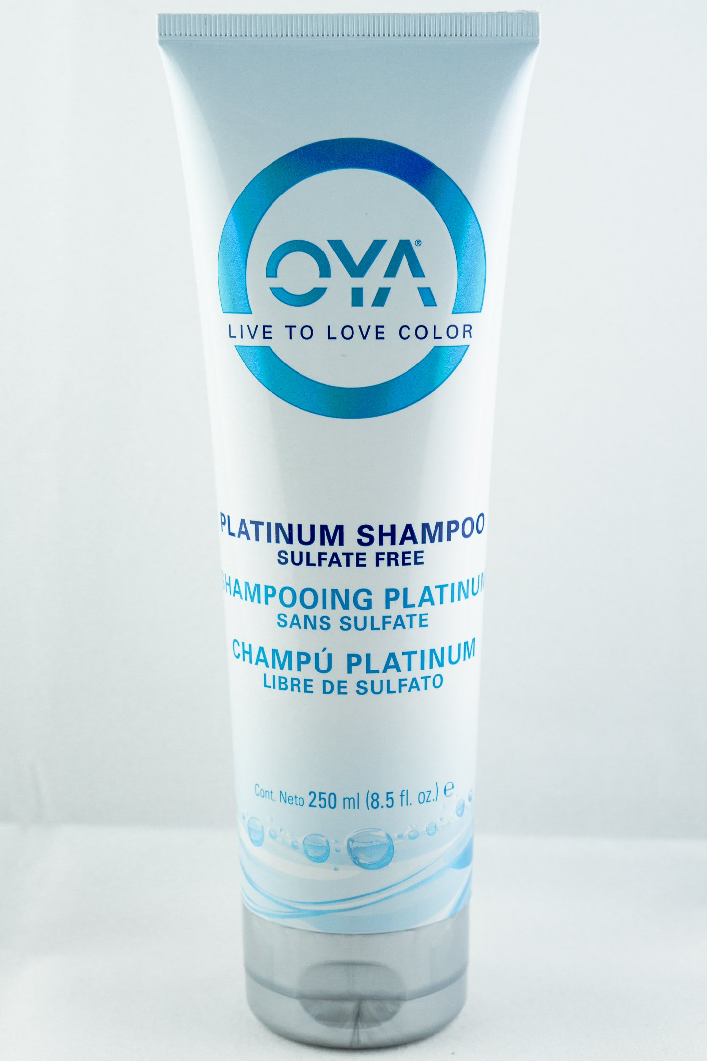 OYA Platinum Shampoo | Studio Trio Hair Salon
