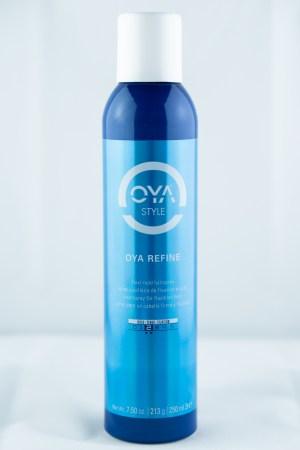 OYA Refine Flexi-Hold Hairspray | Studio Trio Hair Salon
