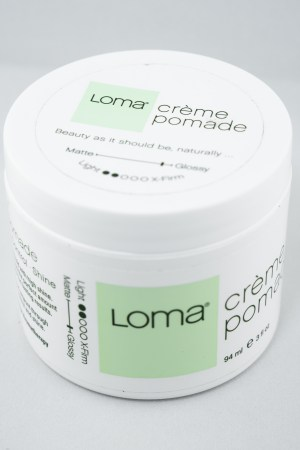 Loma Crème Pomade | Medium Hold Pomade | Studio Trio Hair Salon