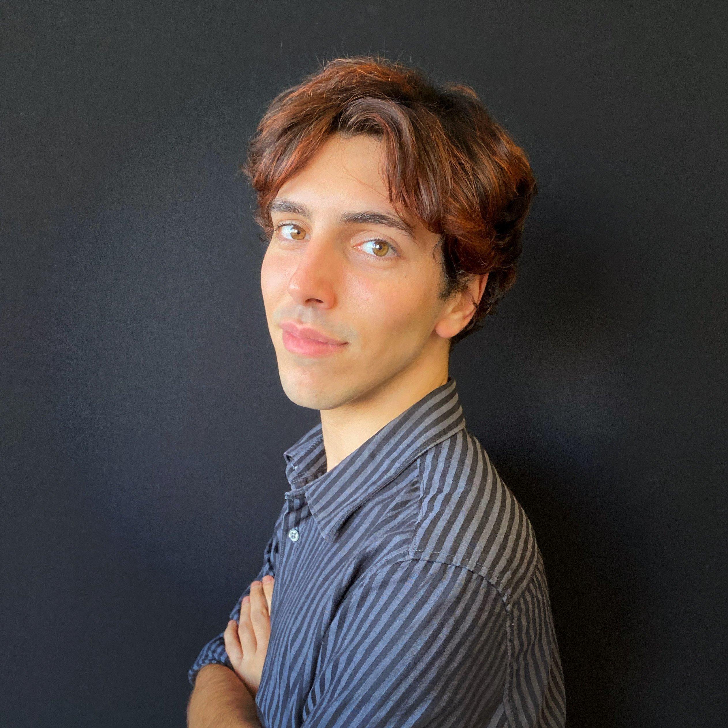 Louis Spagnuolo – Support Staff | Studio Trio Hair Salon