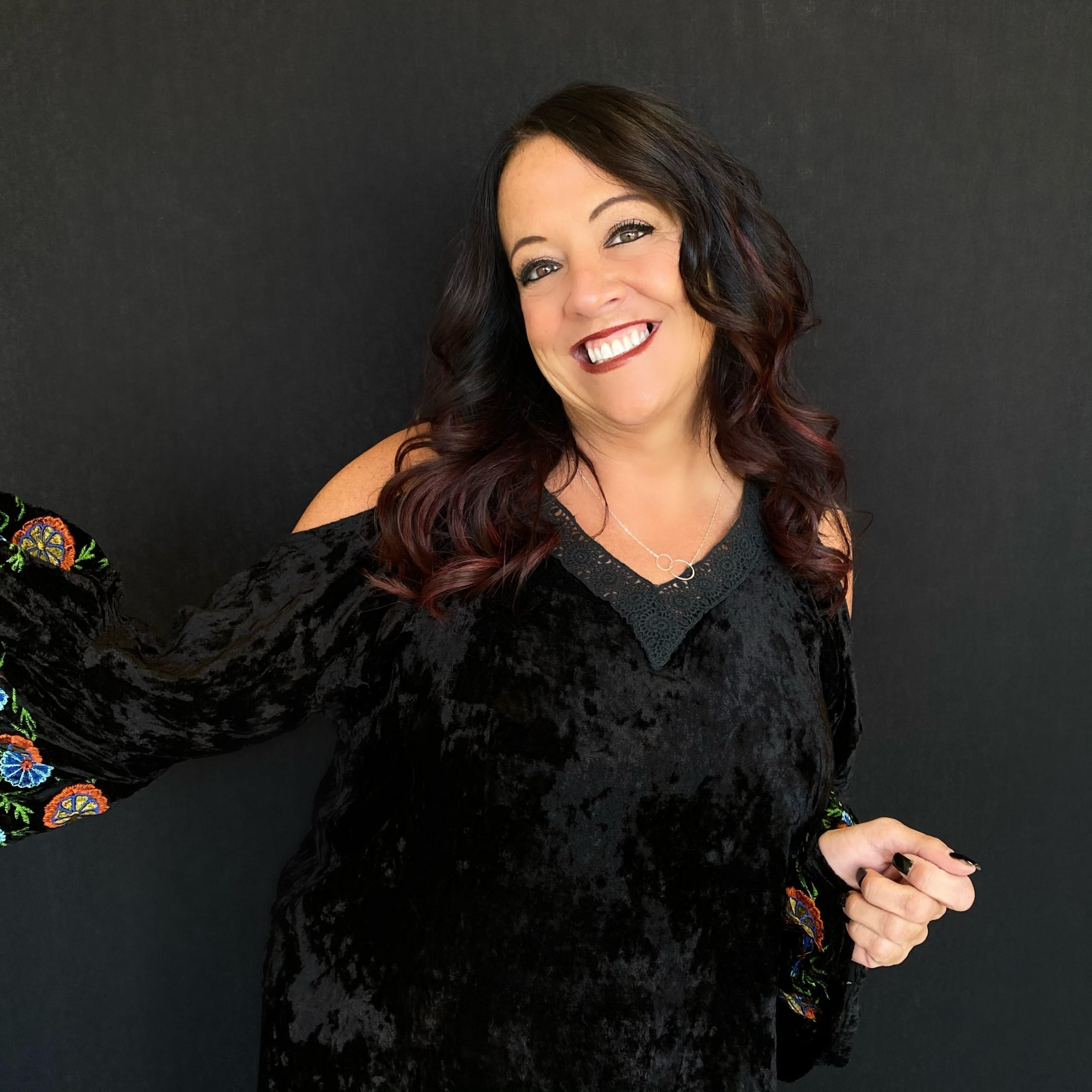 Veronica D'Angelo – Receptionist | Studio Trio Hair Salon