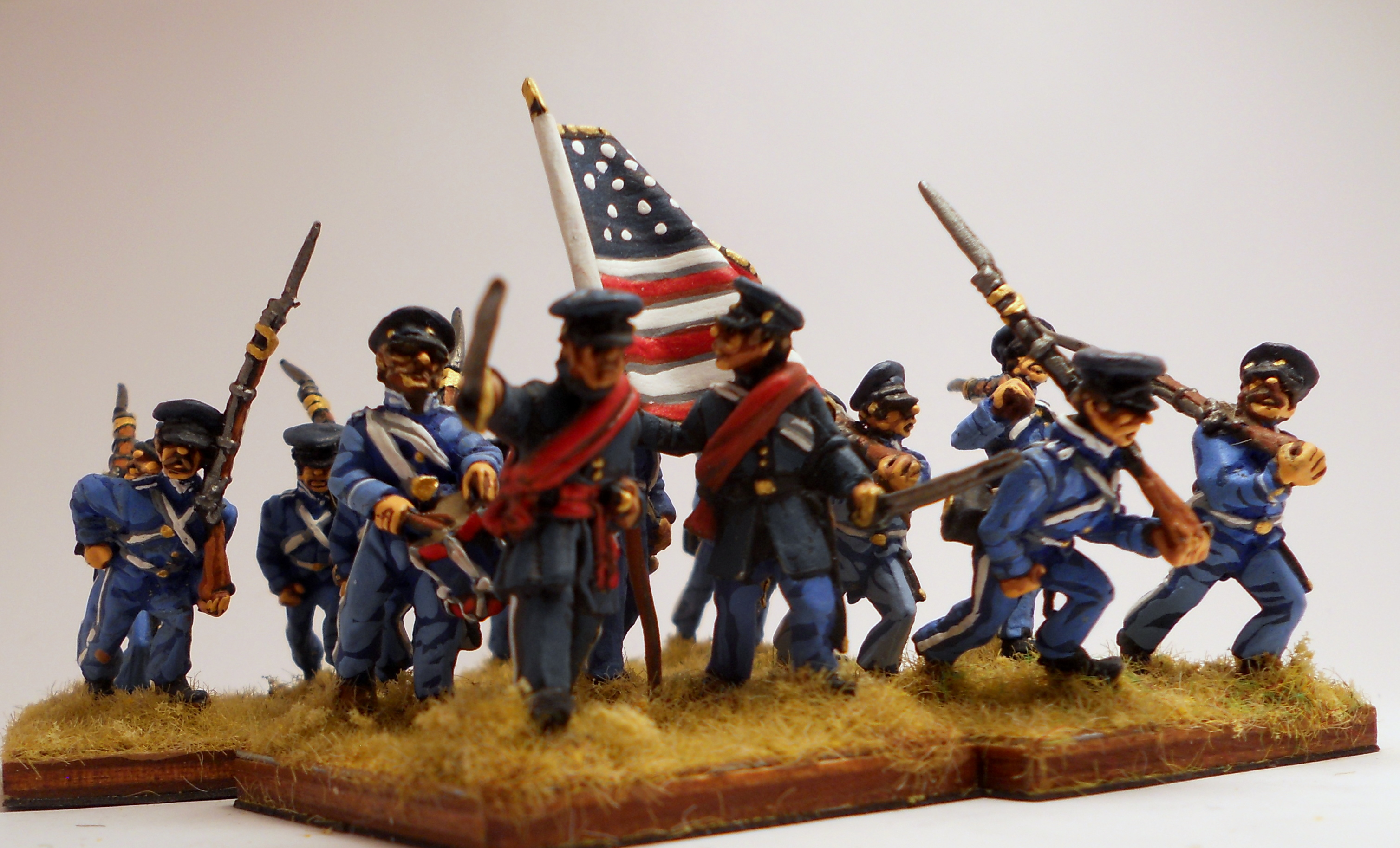 The Mexican American War In 28mm