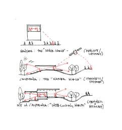 studio vara residential woodside i diagram new york california [ 1600 x 1001 Pixel ]