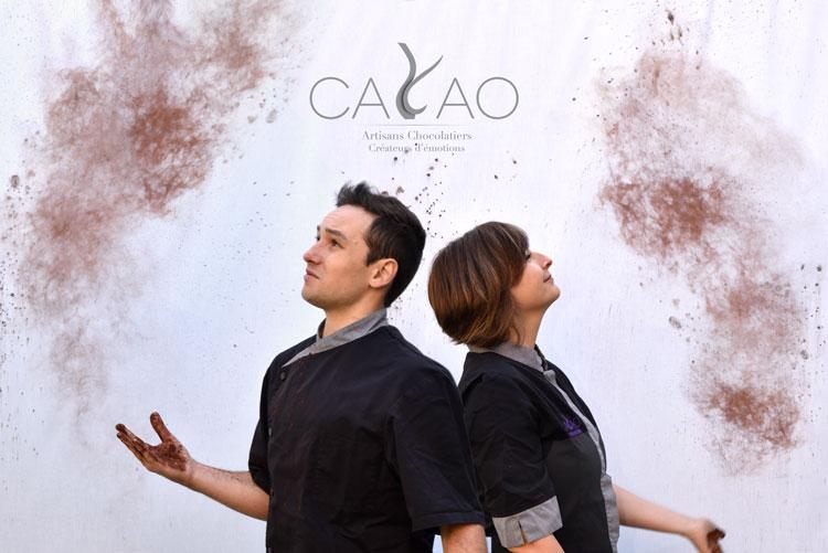 CaKao – Identité Visuelle