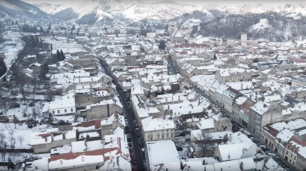 Filmare cu drona Brasov