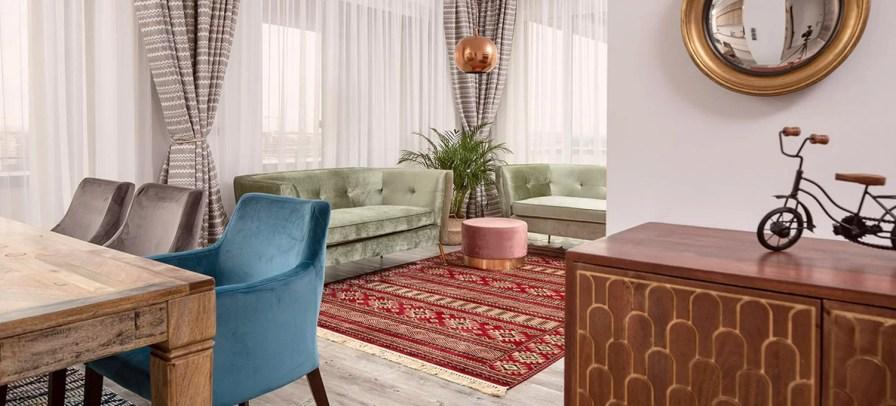 Web design - Realizare site hotel Brasov