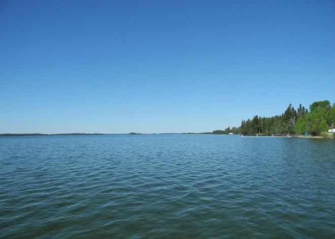 Cranberry Portage Lake Athapapuskow