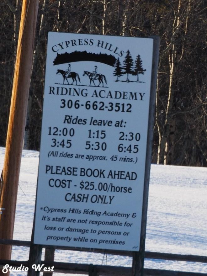 Cypress Hills Riding Academy