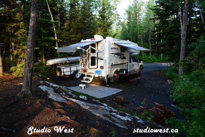 Bakers Narrows campground