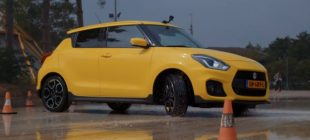 Suzuki Swift Redactie Race